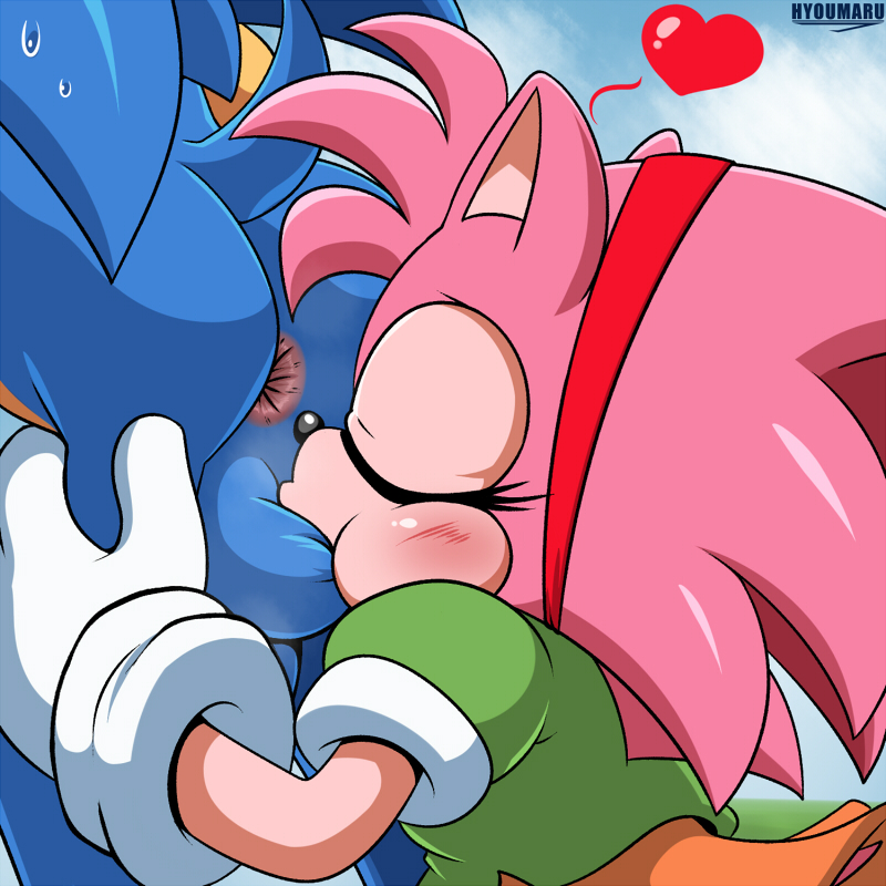 the porn pics hedgehog sonic Shoujo and the back alley 4