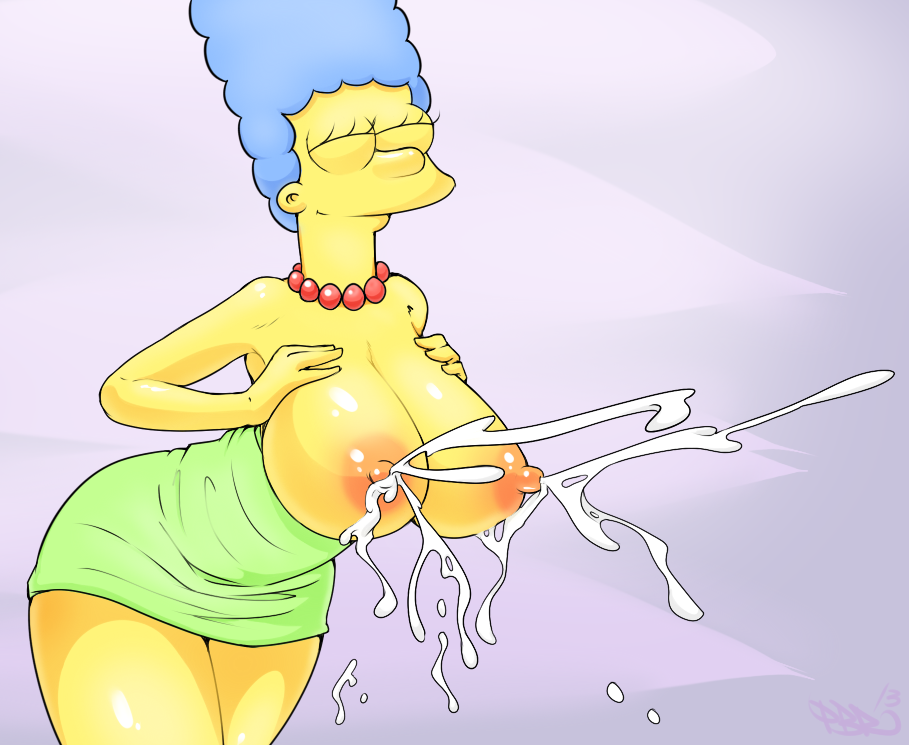 with simpson marge big boobs Metal gear quiet