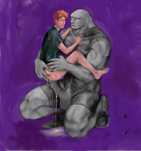 another world my in with nude smartphone X-men the beast