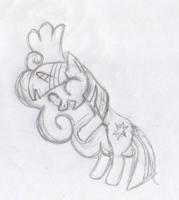 friendship rarity spike my pony little is magic and My neighbor is a sissy