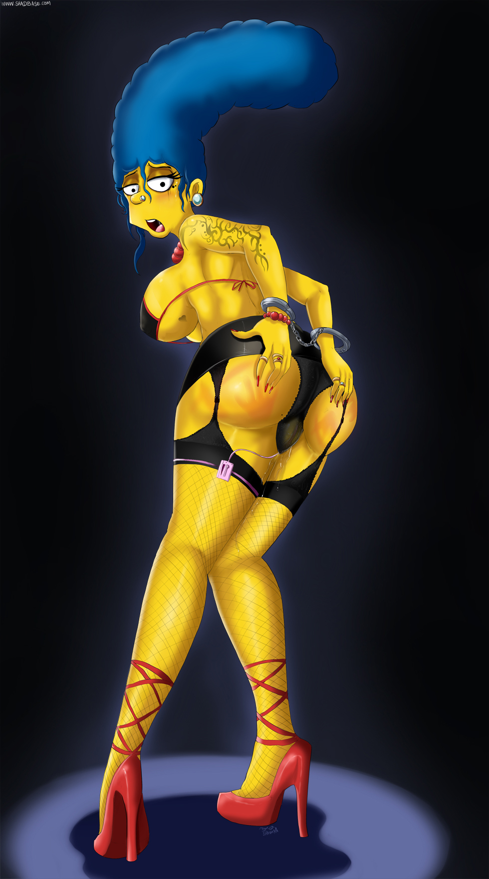 simpson with marge boobs big How to get ember warframe