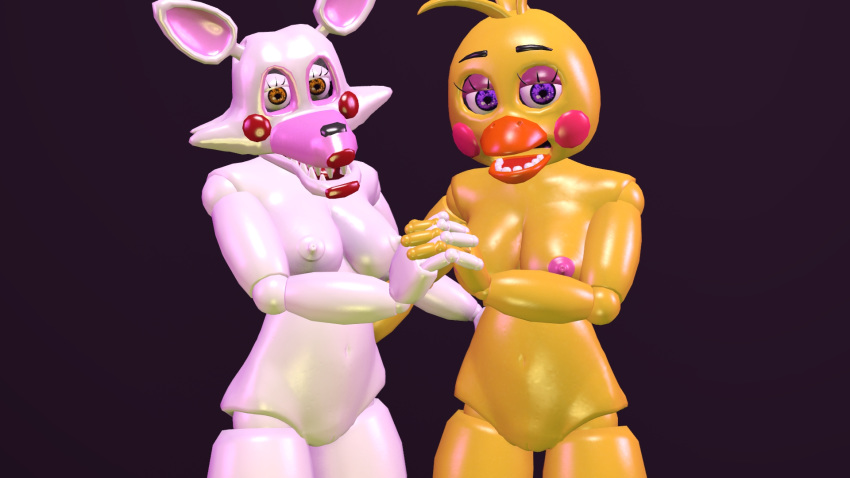 mangle and fnaf chica toy Mass effect shepard and tali fanfiction lemon