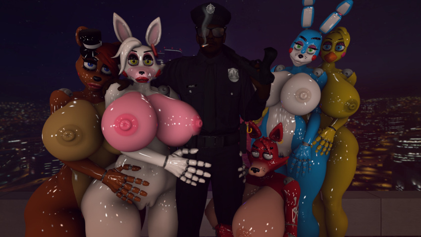 fnaf toy mangle chica and Beep beep im a sheep nsfw