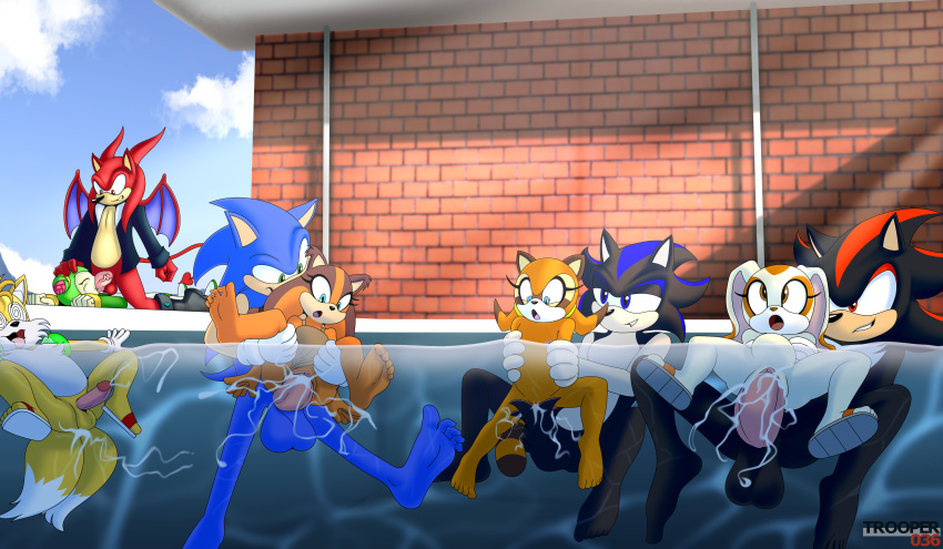 the fanfic sex sonic hedgehog Suicide squad hell to pay knockout