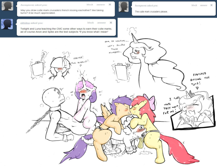 x sombra twilight sparkle king Spice and wolf holo hentai