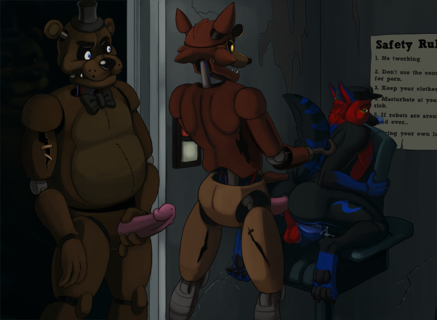 and nights freddy's five 2 Avatar the last airbender zhao